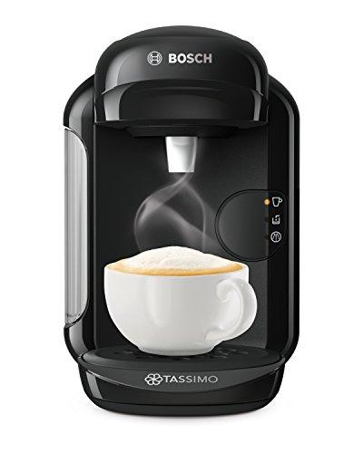 Bosch Tassimo Vivy TAS1402GB Multi Beverage Machine, 1300 Watt, 0.7 Litre - Black