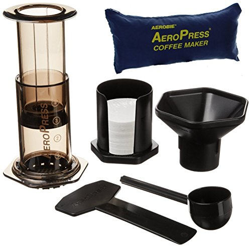 Aerobie AeroPress Coffee Maker with Tote Storage Bag