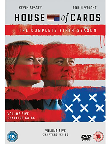 House of Cards - Season 5 [DVD] [2017]
